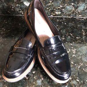 Patent Leather Clark's